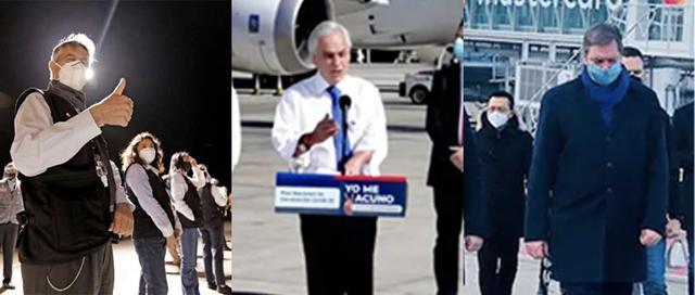 """总统""""竖起大拇指"""":点赞人类命运共同体"""
