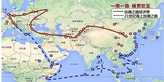 龙凯锋:美国印太战略目标,就是破坏一带一路倡议,阻止欧亚融合
